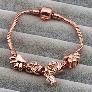 Jewelry - LUXURY DIVA CHARM BRACELET NEW